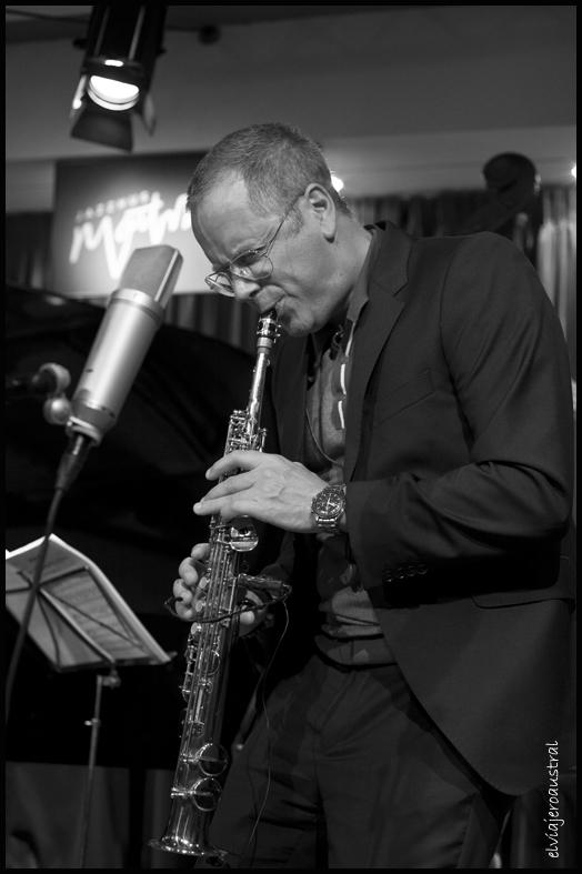 Hans Ulrik al clarinete